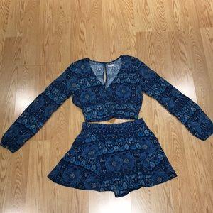 Hollister summer outfit